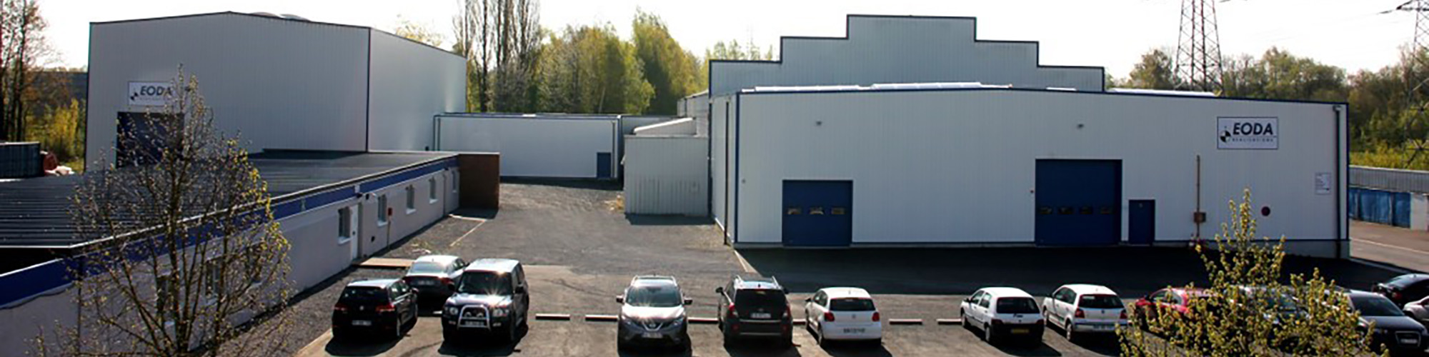 Eoda investit dans un centre d'usinage grand format