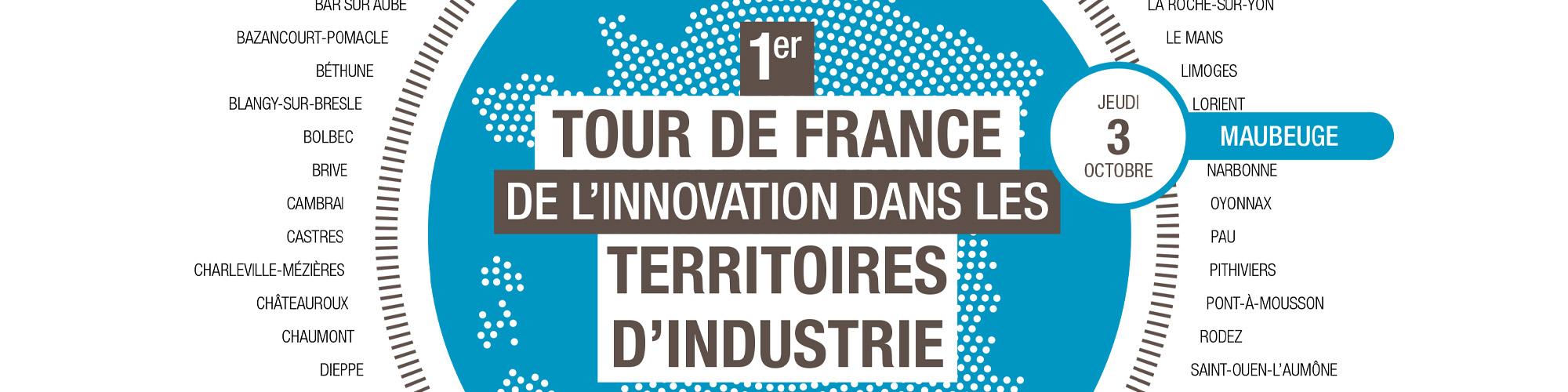 Tour de France de L'innovation